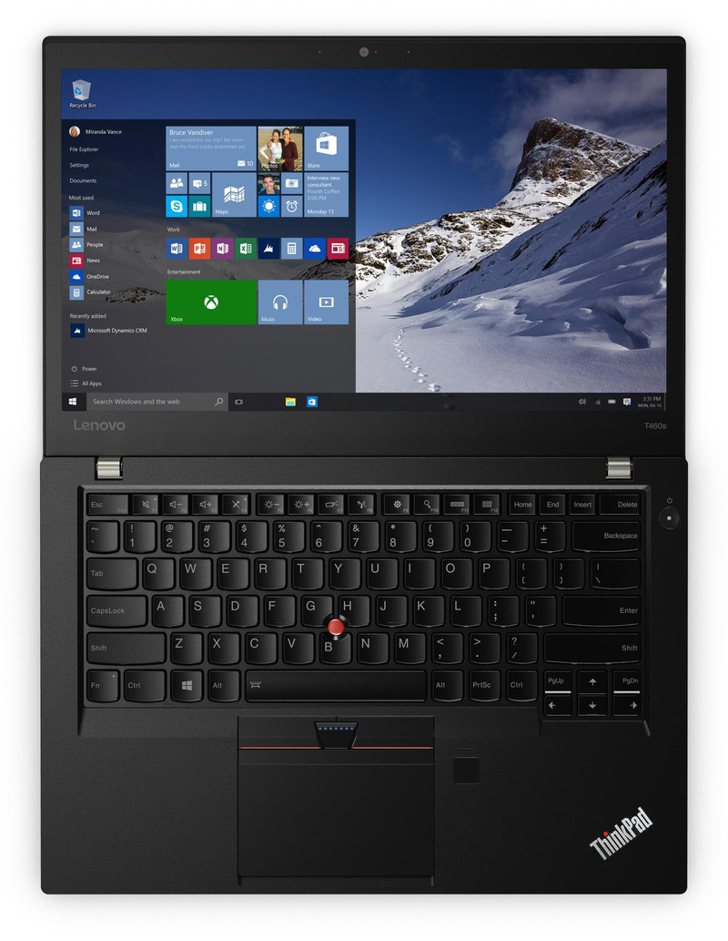 Lenovo Thinkpad T460s MEGAHIND