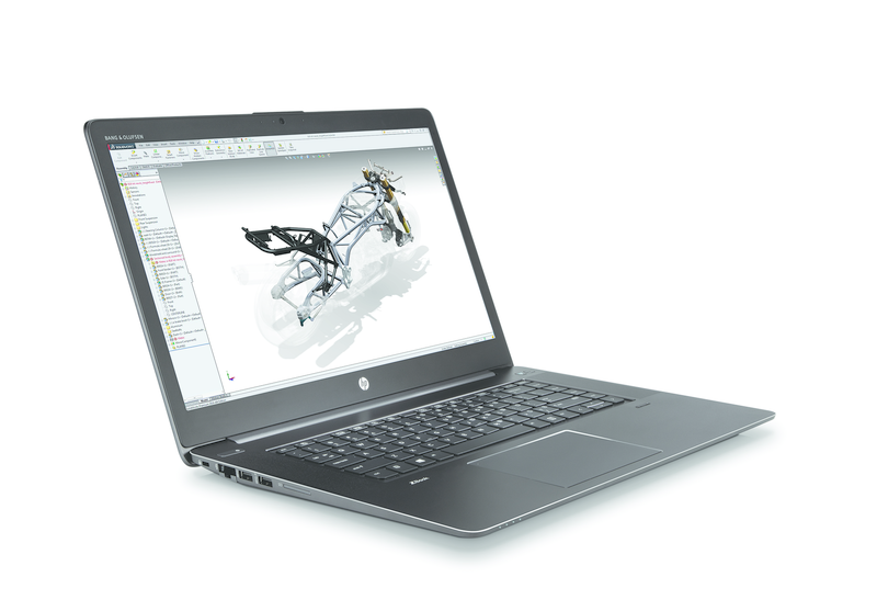 HP ZBook 15 G3 Studio
