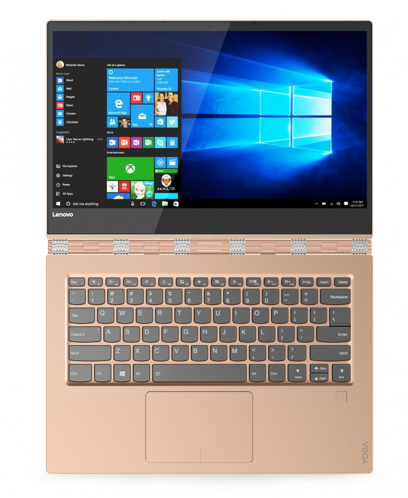 Lenovo Yoga 920-13IKB glass
