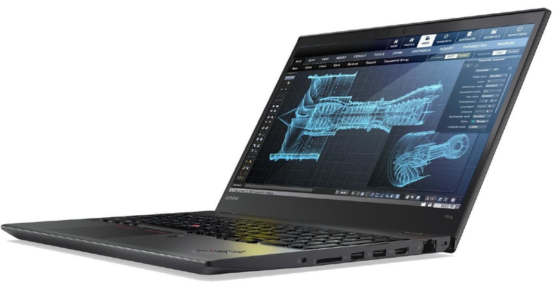 Lenovo Thinkpad P51s MEGAHIND
