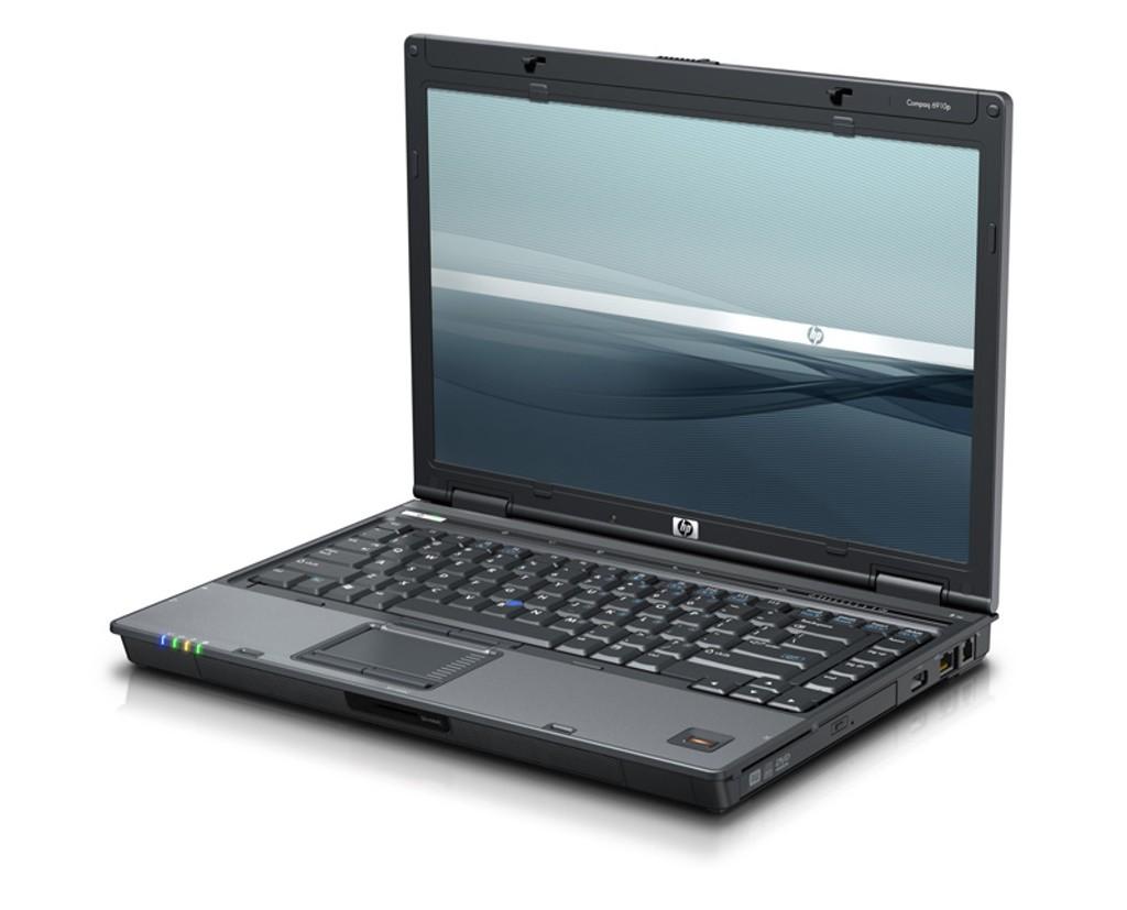 d6d33270c80 HP Compaq 6930p 849 € Intel Core2Duo T9550 2.66GHz. 2GB DDR2 14.1″1440×900  LCD IntelX4500. Western Digital160GB 5400rpm